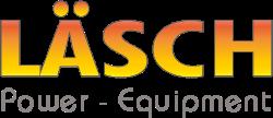 Logo Läsch Power Equipment